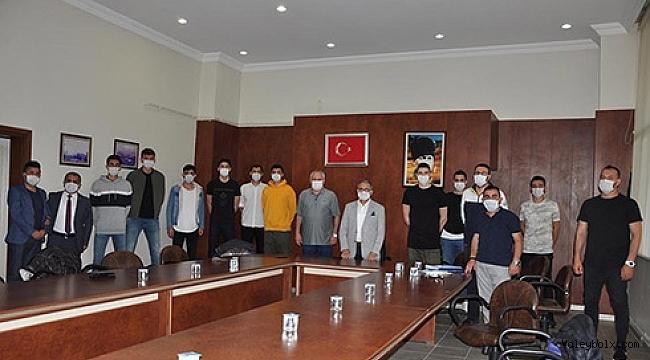 Sorgun Belediyespor'da toplu imza