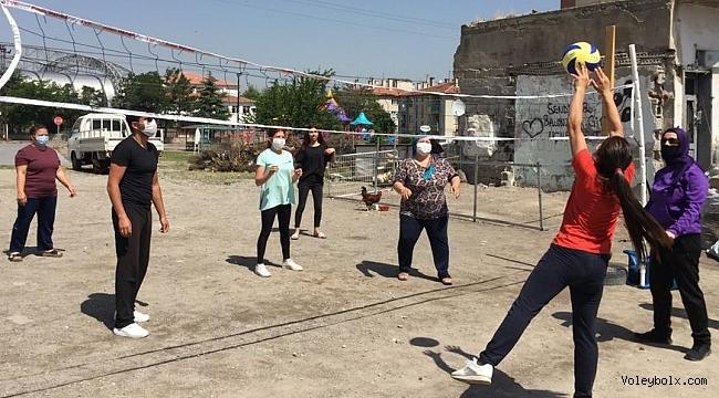 Türkiye Voleybol Federasyonu'ndan anlamlı hareket