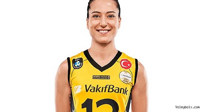 VakıfBank Pınar Eren Atasever'e teşekkür etti