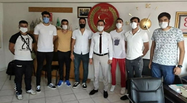 Asur Gençlik Spor'da toplu imza