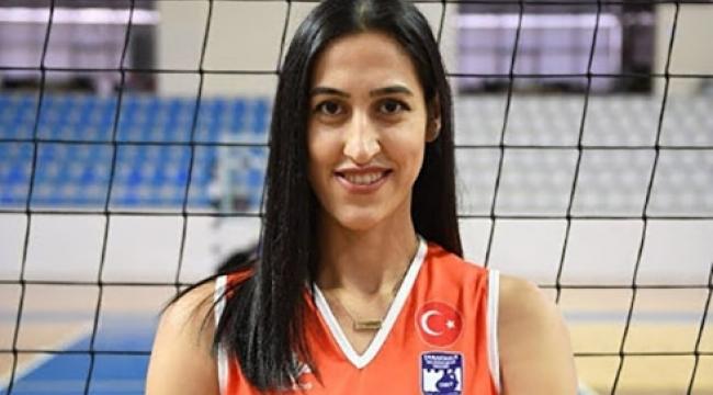 Çanakkale Belediyespor, Ebru Bedir ile sözleşme yeniledi...