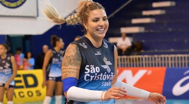 Fernanda Davis Tome Bolu Belediyespor'da!