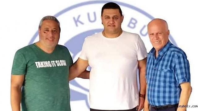 İzmirspor, antrenör olarak Giray Taygun Yıldırım ile anlaştı...