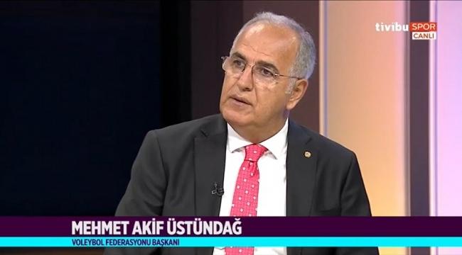 Mehmet Akif Üstündağ merak edilen soruları yanıtladı
