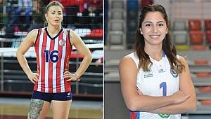 Olga Geyko ve Elif Merve Ali Çukurova'da...