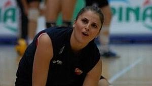 Rabia Martinoviç Özşahan, Çukurova Belediyespor'da...