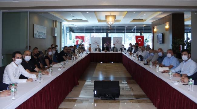 Sultanlar Ligi 2020-2021 Sezonu Değerlendirme Toplantısı Yapıldı