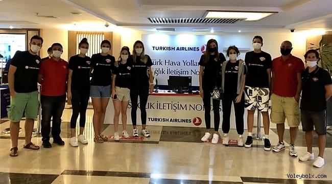 Türk Hava Yolları sağlık kontrolünden geçti