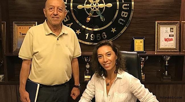 Yeşilyurt'a yeni menajer İdil Ulusoy