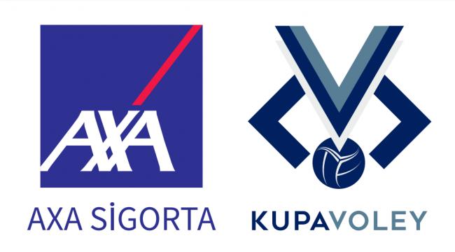 Axa Sigorta Kupa Voley Grup Maçları Fikstürü Duyurusu