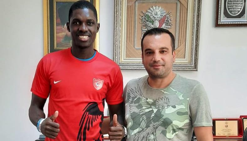 Daouda Yacoubou, Alanya Belediyespor'da..