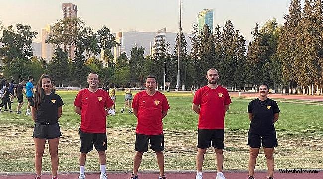 Göztepe Voleybol yeni sezonu açtı
