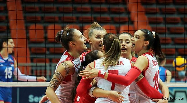 U19 Genç Kız Milli Takımımız 2. Kez Avrupa Şampiyonu