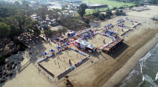 2020 CEV U18 Plaj Voleybolu Avrupa Şampiyonası Başladı
