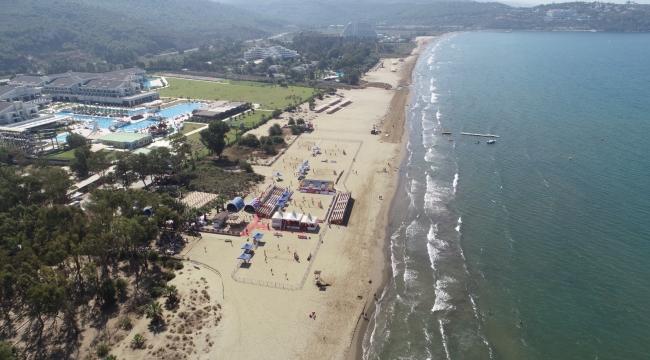 2020 CEV U18 Plaj Voleybolu Avrupa Şampiyonası Başlıyor