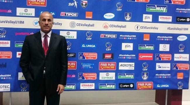 Aziz Yener ve Erol Akbulut Avrupa Şampiyonası'nda
