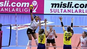 Misli.com Sultanlar Ligi'nde 6.Hafta Sona Erdi