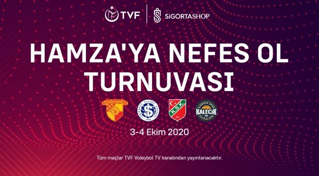 Sigorta Shop'tan TVF Katkılarıyla Anlamlı Turnuva: Hamza'ya Nefes Ol