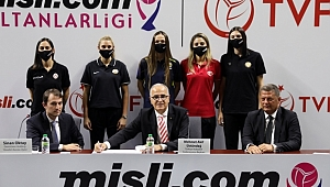 Sultanlar Ligi'ne yeni isim sponsoru: Misli.com