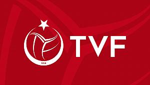 TVF'den Sultanlar Ligi, Efeler Ligi ve 1. Lig Kulüplerine Duyuru