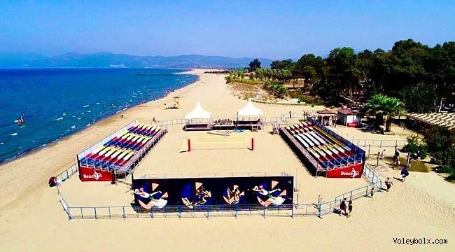 TVF Plaj Voleybolu Kulüpler ve Veteranlar Türkiye Şampiyonaları İzmir'de Düzenlenecek