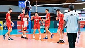 U18 Genç Erkek Milli Takımımız, Avrupa Şampiyonası'nı 7. Sırada Tamamladı