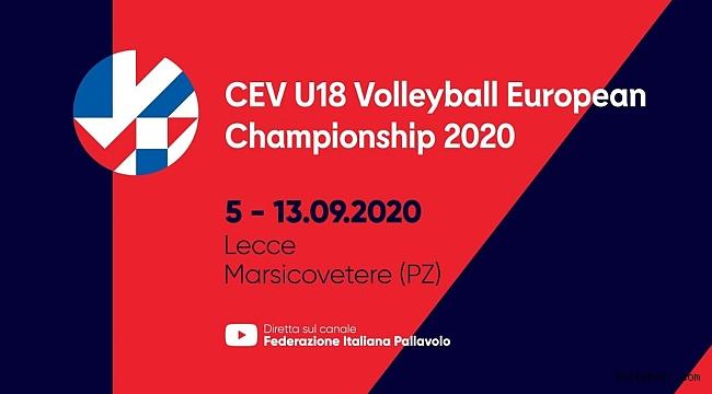 U18 Genç Erkekler Avrupa Şampiyonası Yayını Hakkında Önemli Duyuru