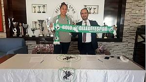 Adora Anae, Bolu Belediyespor'da!