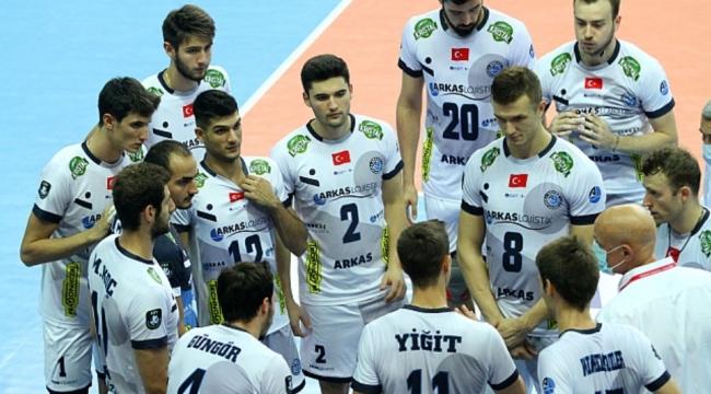 Arkas Spor, İstanbul deplasmanında galibiyet hedefliyor