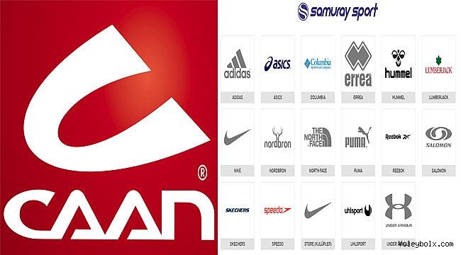 Caan Athletics ve Samuray Sport işbirliği