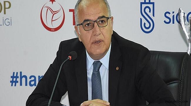 """Mehmet Akif Üstündağ: """"U19 ve U17 Takımlarımızın başarısı tesadüf değil"""""""