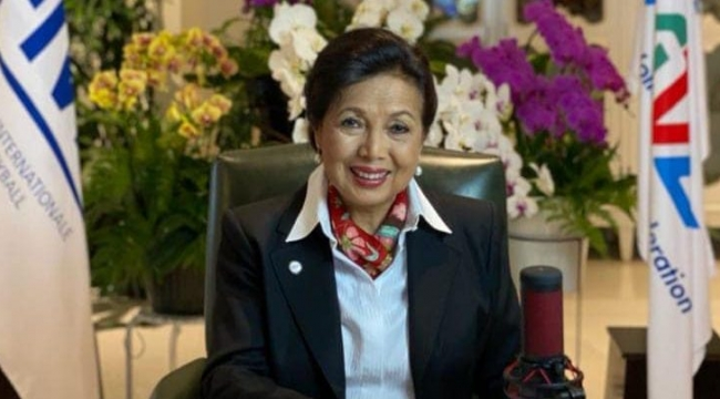Rita Subowo, AVC'nin yeni başkanı
