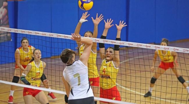 Sigorta Shop Kadınlar 1. Ligi'nde; Erteleme Maçı Oynandı
