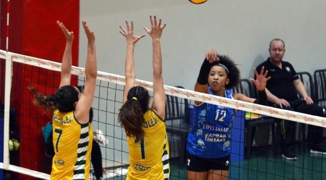 Sigorta Shop Kadınlar Voleybol 1. Ligi'nde 3. Hafta Başladı