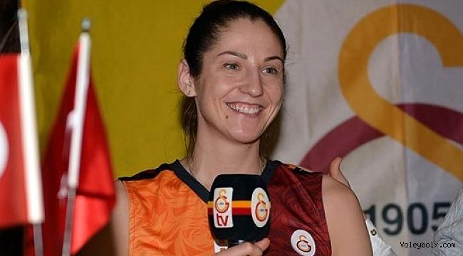 Tatiana Kosheleva Galatasaray HDI Sigorta'da!