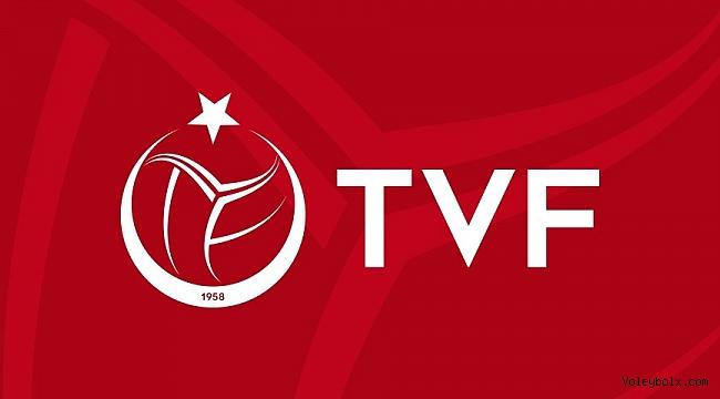 TVF'den Yeni Talimat Duyurusu