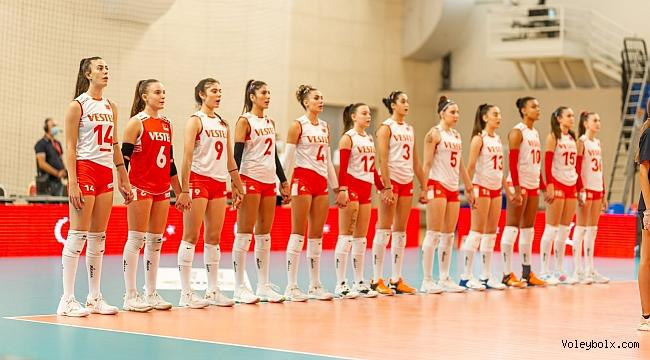 U17 Avrupa Şampiyonası Türkiye-Rusya Finali TRT SPOR 2'de