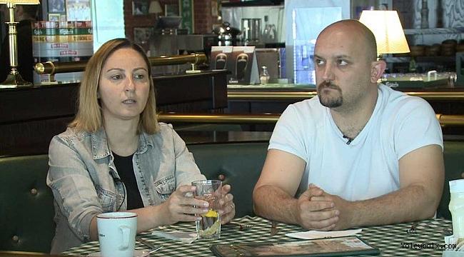 Ataman ve Nihan Güneyligil'den açıklamalar