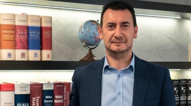 CEV Hukuk Komisyonu'nda bir Türk: İsmail Coşkun