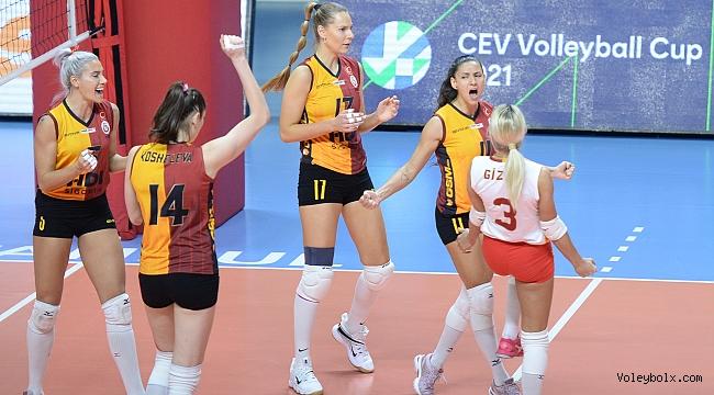 Galatasaraylı oyunculardan galibiyetin ardından açıklamalar