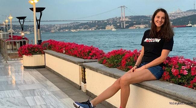 Tatyana Kosheleva: 'Galatasaray benim evim'