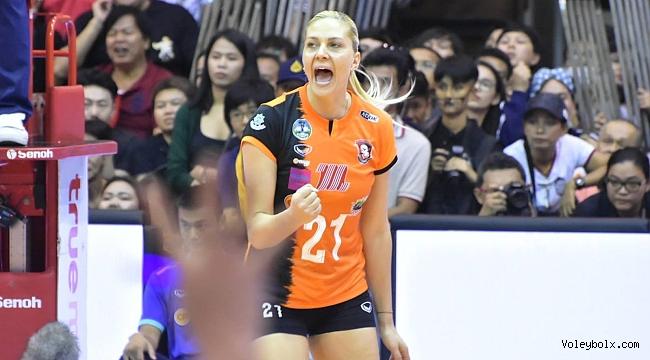Yeliz Başa kariyerini Tayland'da sürdürecek