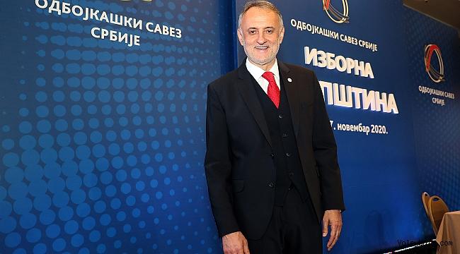 Zoran Gajić, yeniden Sırbistan başkanı