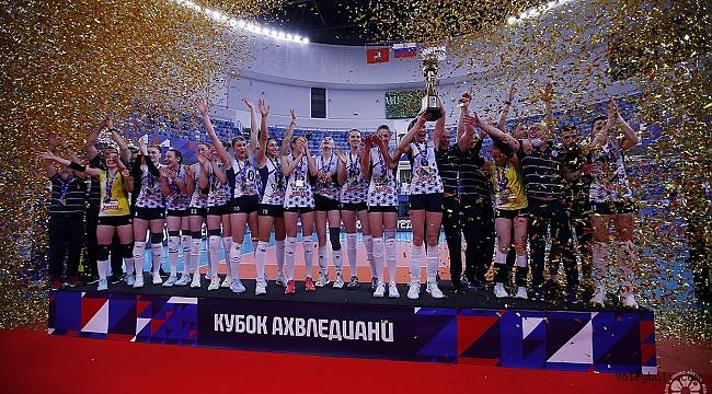 Rusya Kupası'nda Dinamo-Ak Bars Kazan şampiyon!...