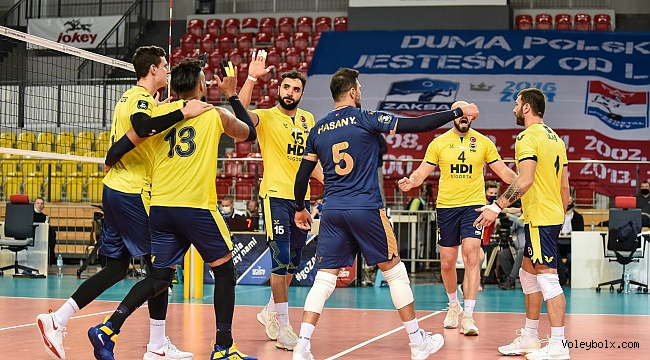 Fenerbahçe HDI Sigorta, Şampiyonlar Ligi 2. Ayak Karşılaşmalarında Sahne Alıyor