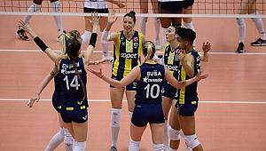 Fenerbahçe Opet, Şampiyonlar Ligi 2. Ayak Karşılaşmalarında Sahne Alıyor