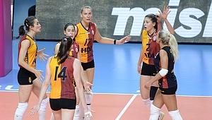 Galatasaray HDI Sigorta, CEV Kupası'nda Çeyrek Final Maçına Çıkıyor