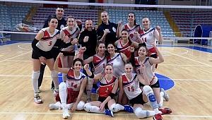Kadınlar 1. Ligi'nde 12. Haftanın Erteleme Maçı Oynandı