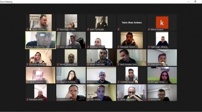 MHGK Başkanı Aziz Yener, GDS Operatörleriyle Online Toplantıda Bir Araya Geldi