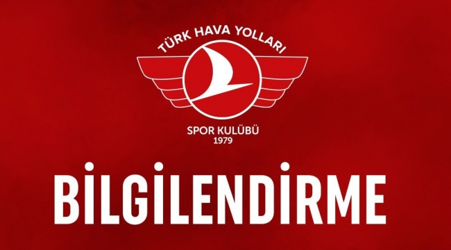 Türk Hava Yolları'nda tüm testler negatif